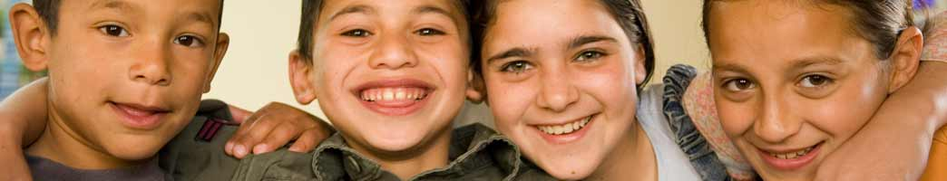 Palestinian boys and girls - Sponsor a Child in Palestine
