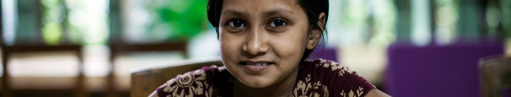 Bangladeshi Boy - Sponsor a Child in Bangladesh
