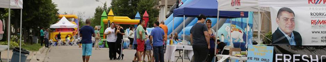 "ANNUAL ""WILD BUCKS"" STREET PARTY RAISES MONEY FOR SOS"