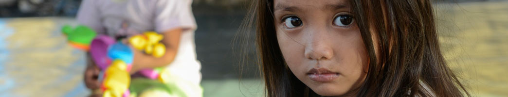 Filipino Girl - Sponsor a Child in the Philippines