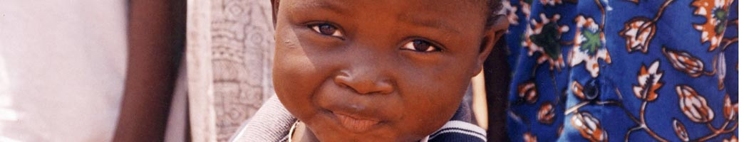Burkina Faso Sponsored Child - Sponsor a Child in Burkina Faso